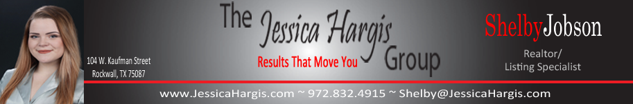 Shelby Jobson - The Jessica Hargis Group Logo