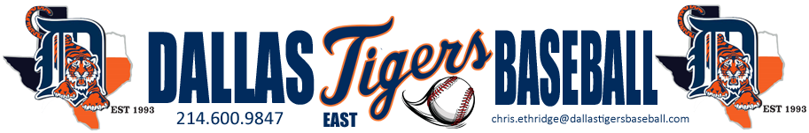 Dallas Tigers East Logo