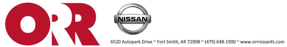 Orr Nissan of Fort Smith Logo