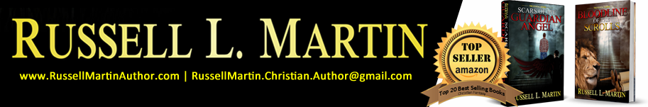 Russell L. Martin, Author Logo