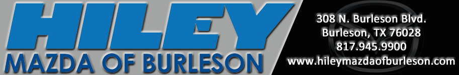 Hiley Mazda of Burleson Logo