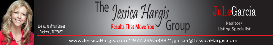 Julie Garcia - The Jessica Hargis Group Logo