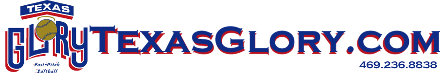 Texas Glory Fastpitch Logo