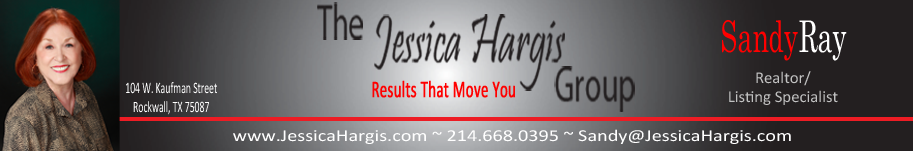 Sandy Ray - The Jessica Hargis Group Logo