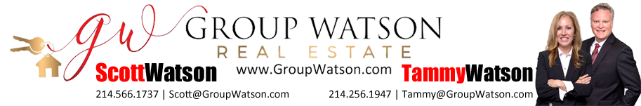 Group Watson Real Estate Logo