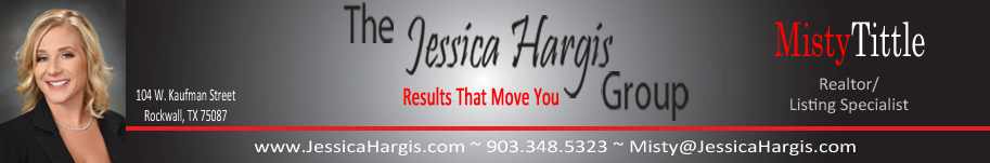 Misty Tittle - The Jessica Hargis Group Logo