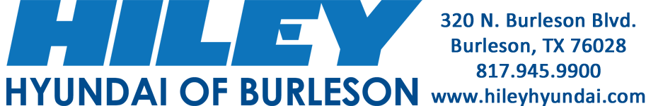 Hiley Hyundai of Burleson Logo