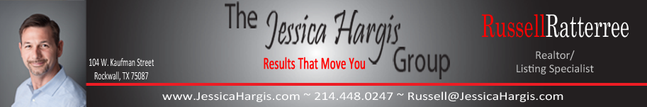 Russell Ratterree - The Jessica Hargis Group Logo