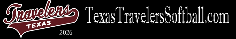 Texas Travelers 2026 Logo