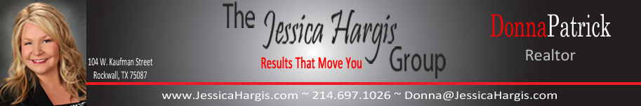 Donna Patrick The Jessica Hargis Group Logo