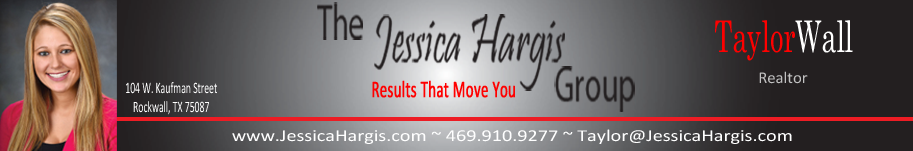 Taylor Wall The Jessica Hargis Group Logo