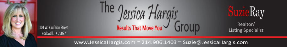 Suzie Ray The Jessica Hargis Group Logo