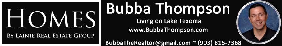 Bubba Thompson Realtor Logo