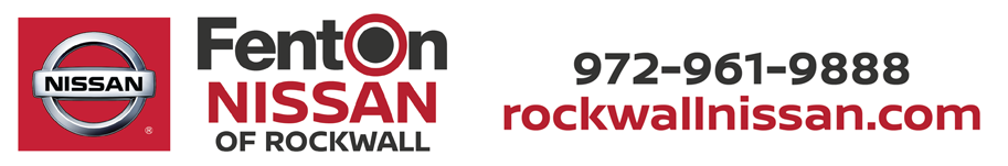 Fenton Nissan of Rockwall Logo
