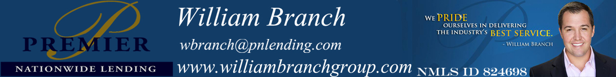 William Branch Group - Premier Nationwide Lending Logo