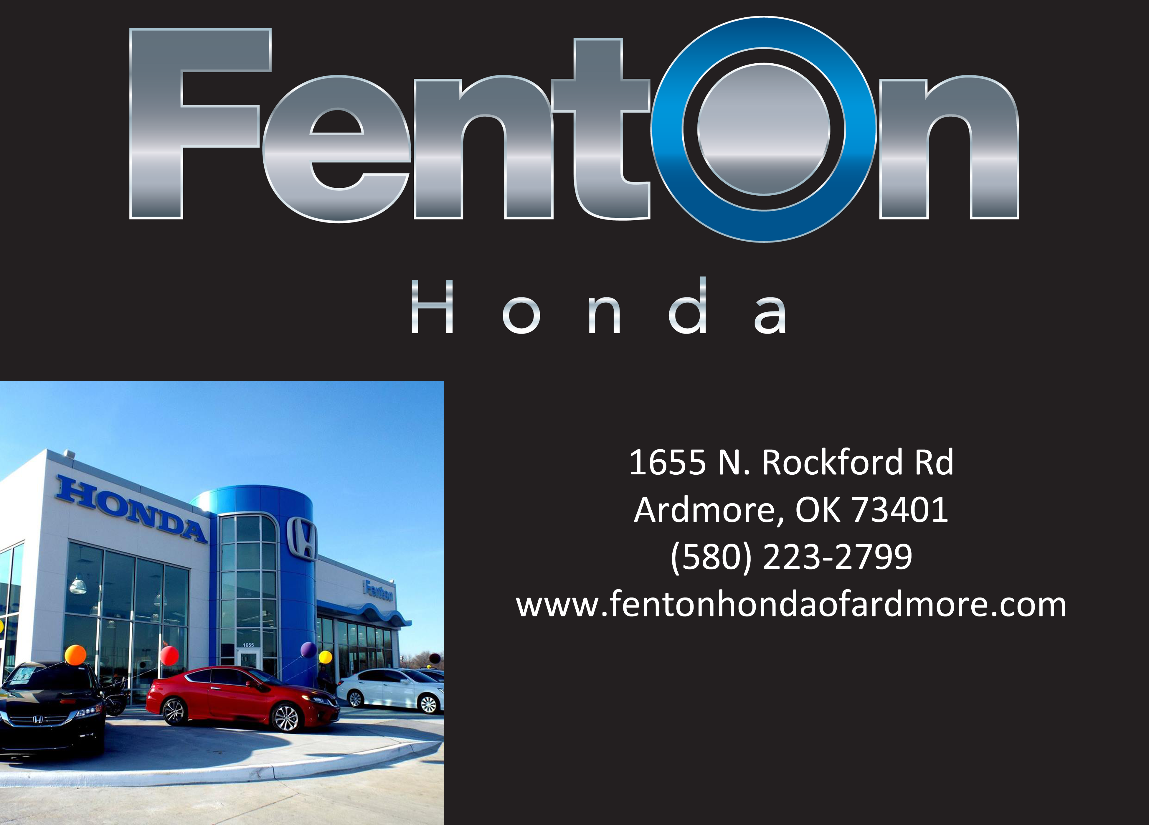 Honda ardmore customer reviews dealer testimonials page 1 for Brad fenton motors of ardmore