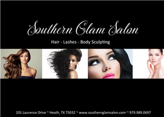 Review image from Southern Glam Salon