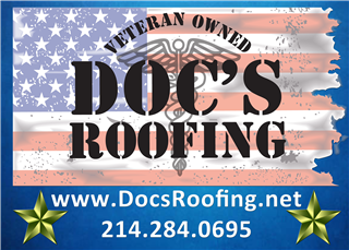 Review image from Docs Residential Roofing