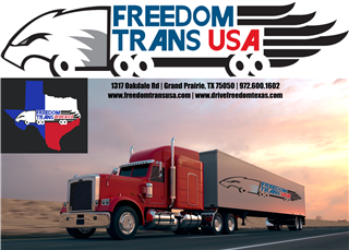 Review image from Freedom Trans Dedicated Texas