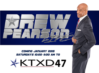 Review image from Drew Pearson Live