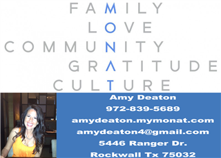 Review image from Amy Deaton MONAT