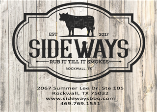 Review image from Sideways BBQ