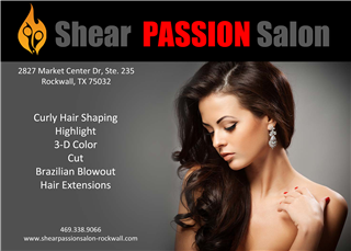 Review image from Shear Passion Salon