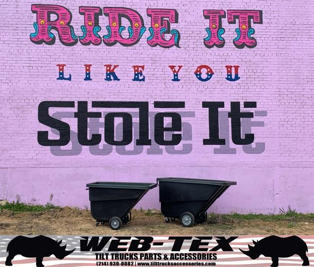Review image from WebTex -Ride it