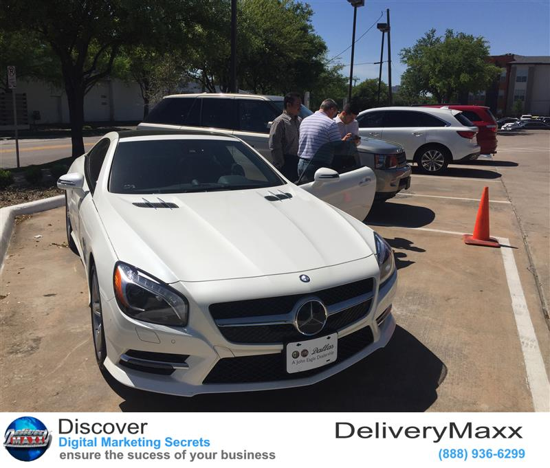 Review image from Deliverymaxx And Alfa Romeo And Fiat Of Dallas