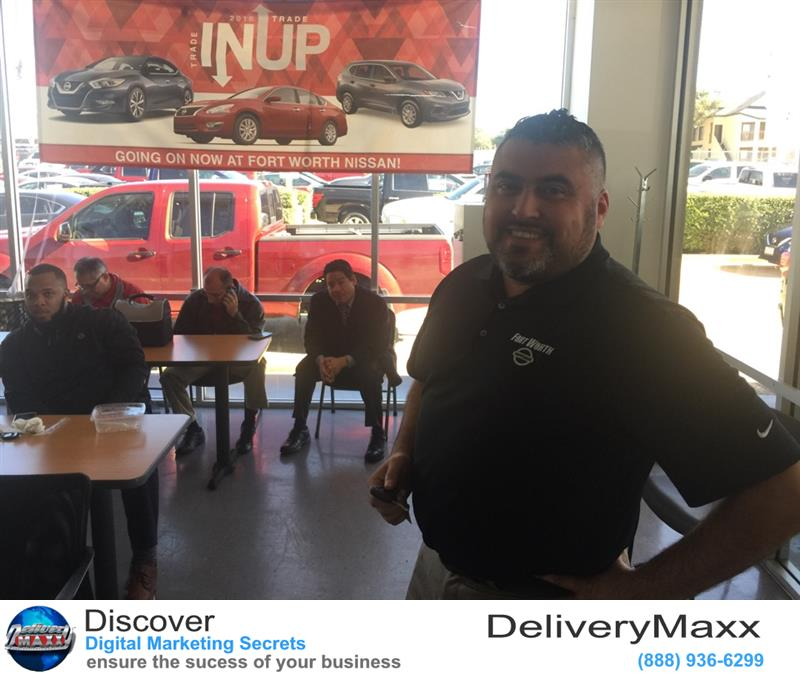 Review image from Deliverymaxx Trains Nissan Of Ft. Worth