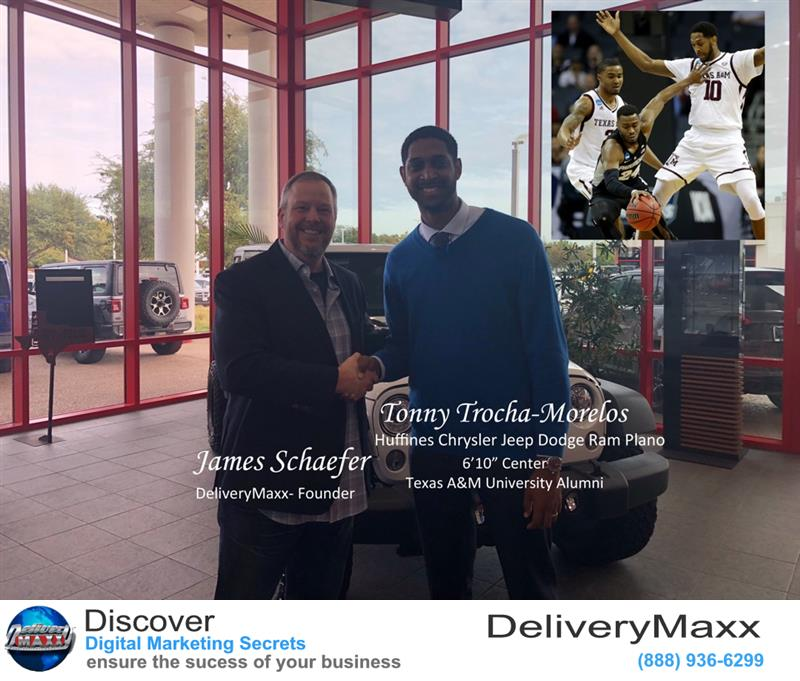 Review image from Tonny Trocha Morelos And DeliveryMaxx