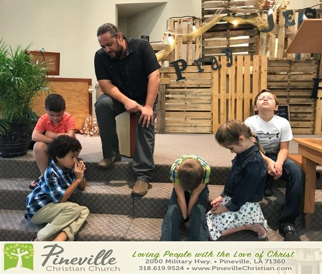 Review image from Pastor Jason Leading Our Children In Prayer
