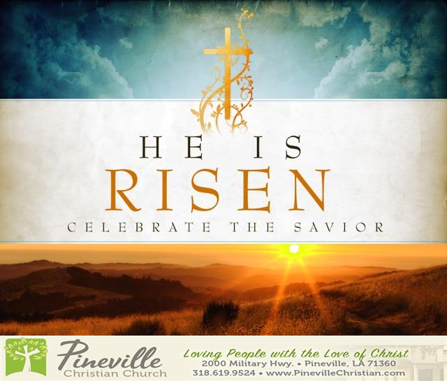 Review image from Invitation To Worship He Is Risen! He Is Risen Indeed!