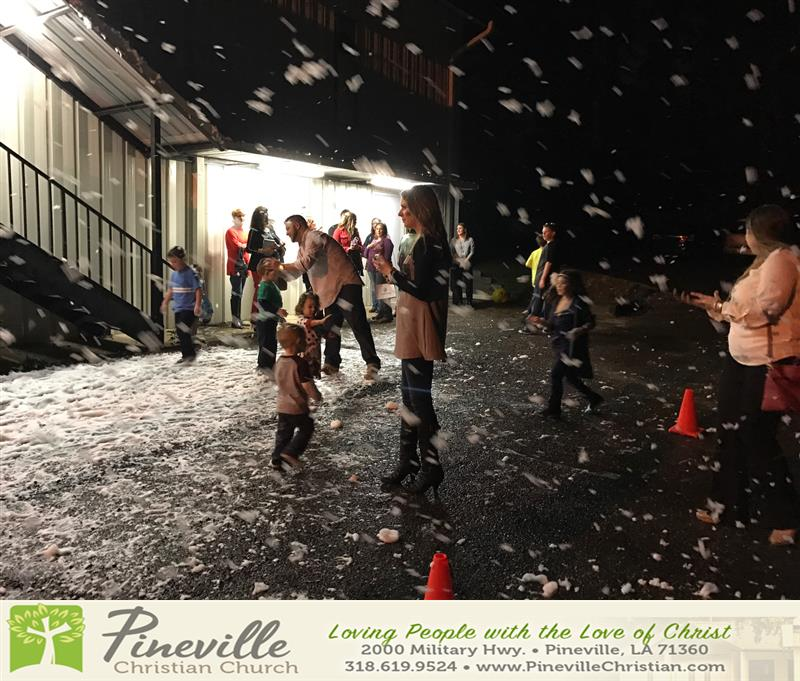 Review image from White christmas In December At PCC for Family And Friends