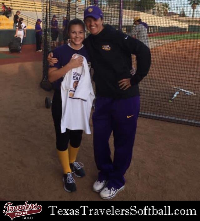 Review image from Makynli Miller / Pitcher Lsu Fall Pitching Camp