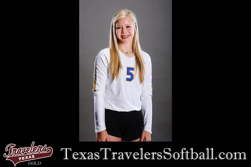Review image from Texas Travelers Kaydee Bennett Plays Varsity Volleyball