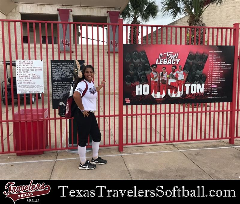 Review image from Madison McClarity Attends The University Of Houston's Elite Camp