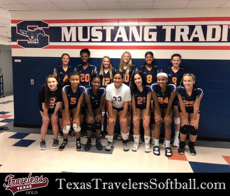 Review image from Madison McClarity - Volleyball At Sachse High School