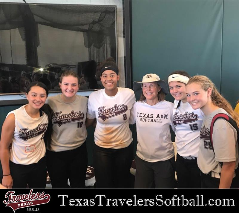 Review image from Madison McClarity Attends The Aggie Softball Summer Camp