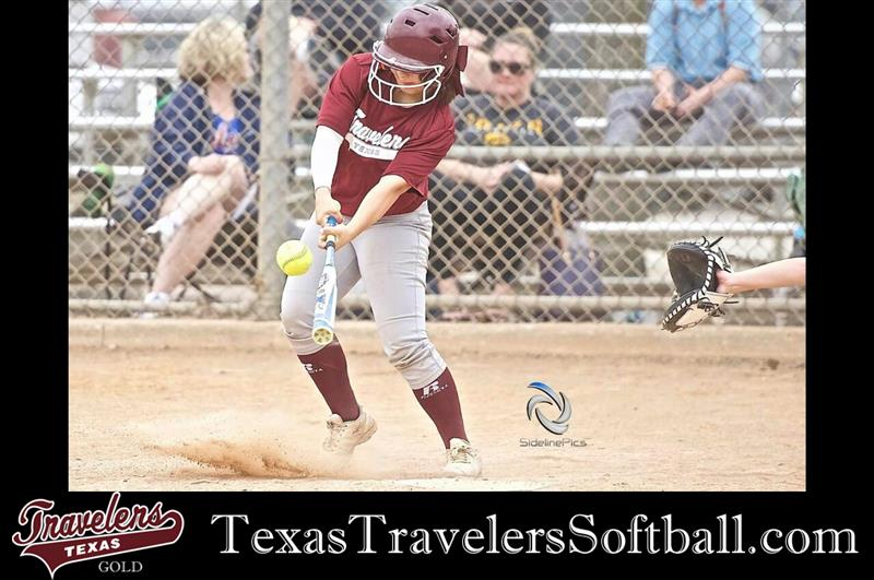 Review image from Taliagutierrez With A Base Hit For Texas Travelers In A 14U Friendly