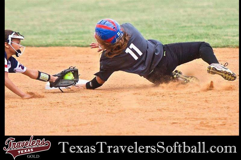 Review image from Talia Gutierrez  With An Amazing Hook Slide Avoiding The Tag And Safe At 2Nd.