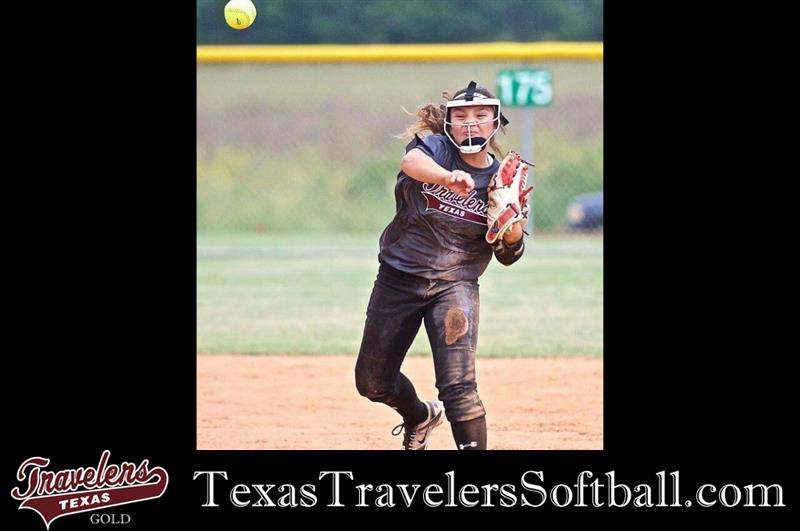 Review image from Talia Gutierrez  Of The Texas Travelers Gold Using Her Cannon To Put Out The Runner