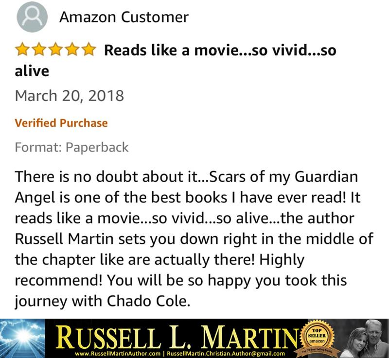 "Review image from ""Scars..."" Reader Review"