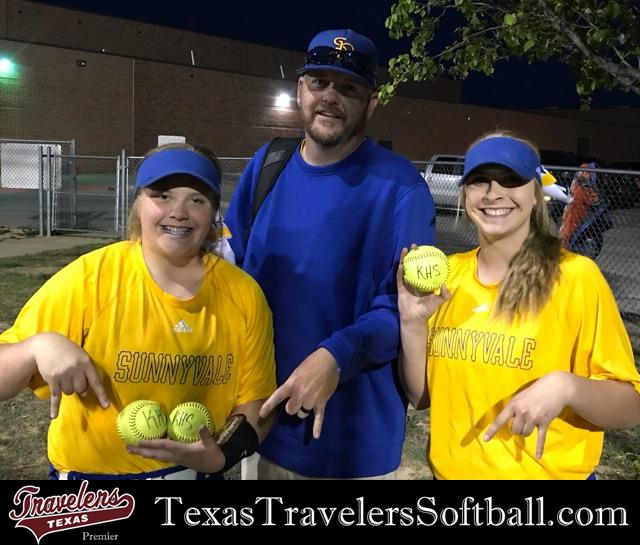 Review image from Emma Crushes Homerun #1 Of The Game Versus Kennedale