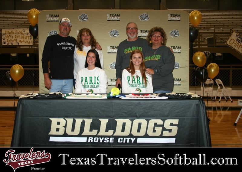 Review image from Hadlee And Abby Commit To Paris Junior College
