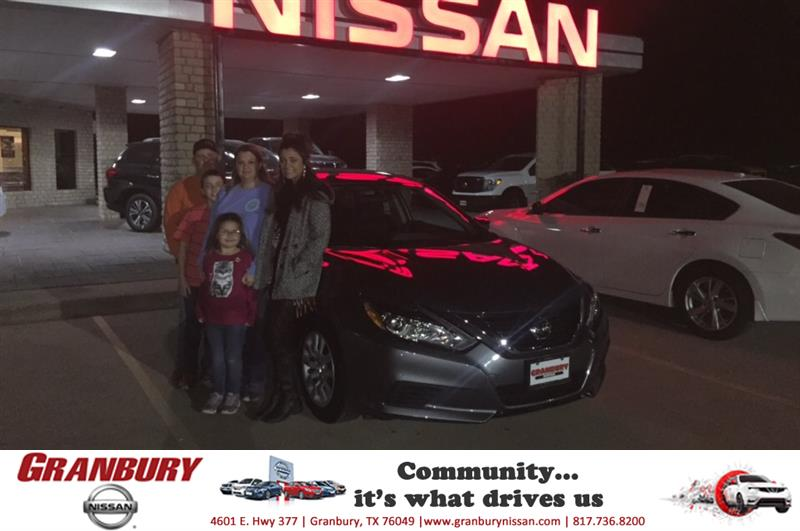 Granbury Nissan Customer Reviews Testimonials Page - Granbury car show