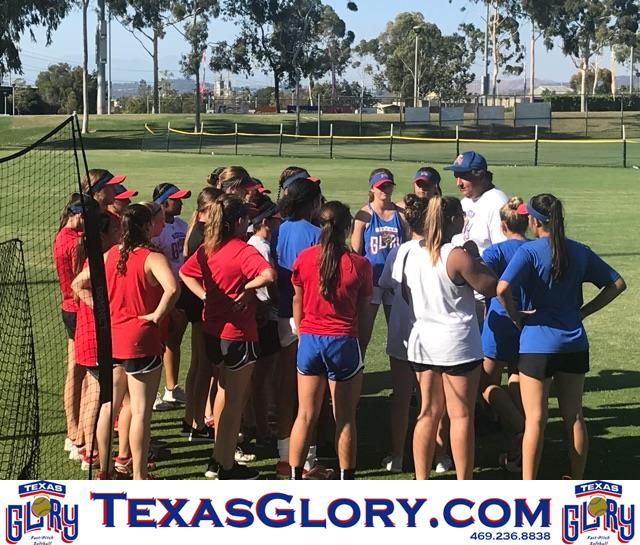Review image from 14u Texas Glory Naudin And Futures Warming Up Before Bracket Day