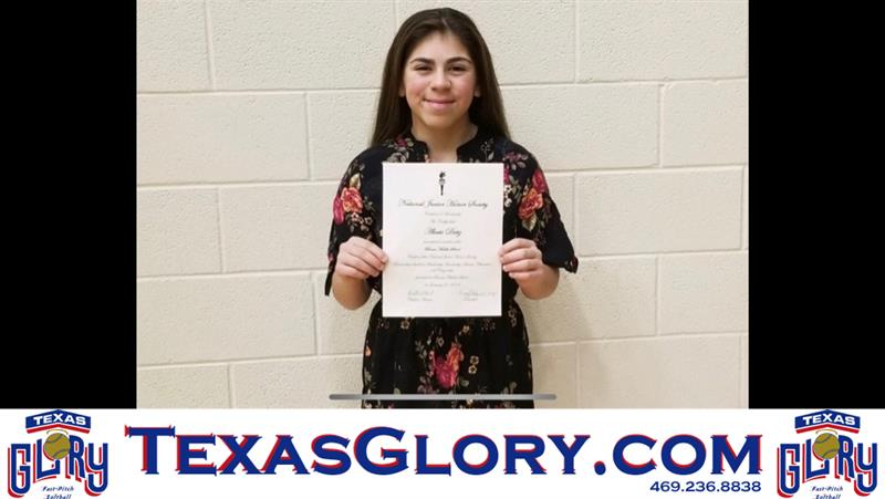 Review image from Alexis Boswell Inducted Into National Jr Honor Society