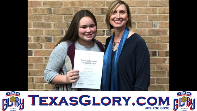 Review image from Abigail Dowell Inducted Into National Junior Honor Society