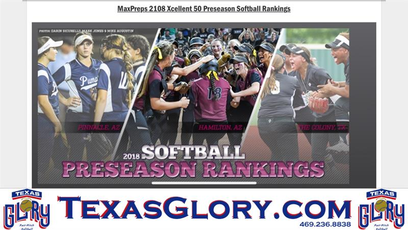 Review image from Glory Girls In 2018 MaxPreps Peseason Xcellent Top 50 HS Rankings